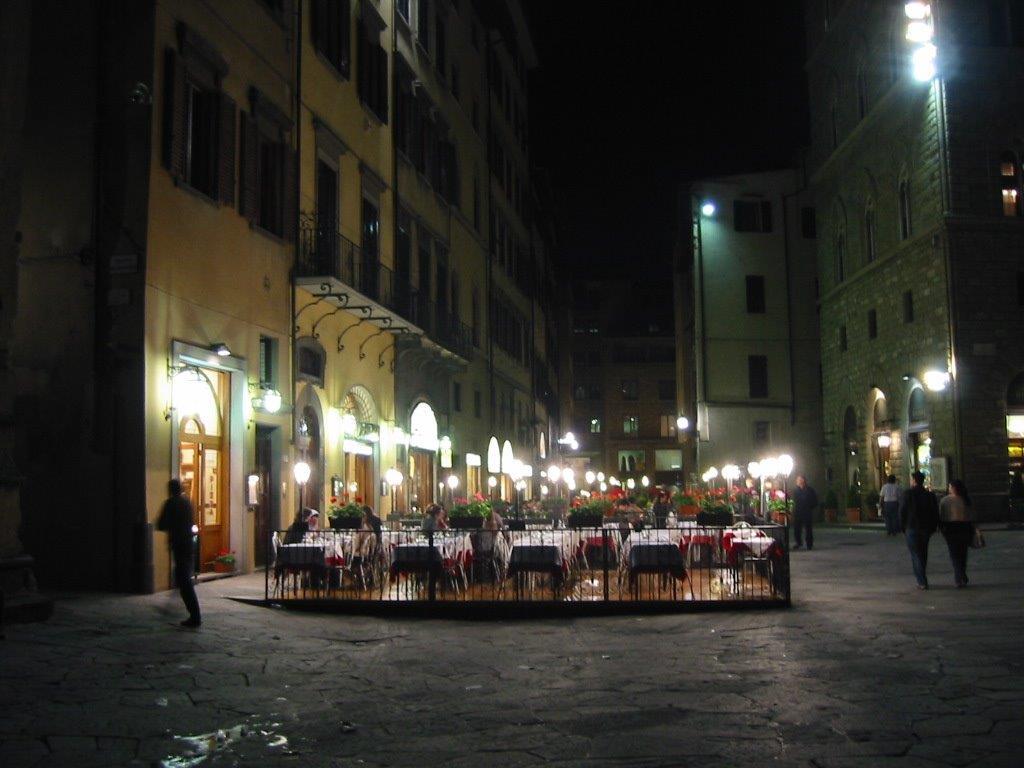 180122 フィレンツェの路(夜)