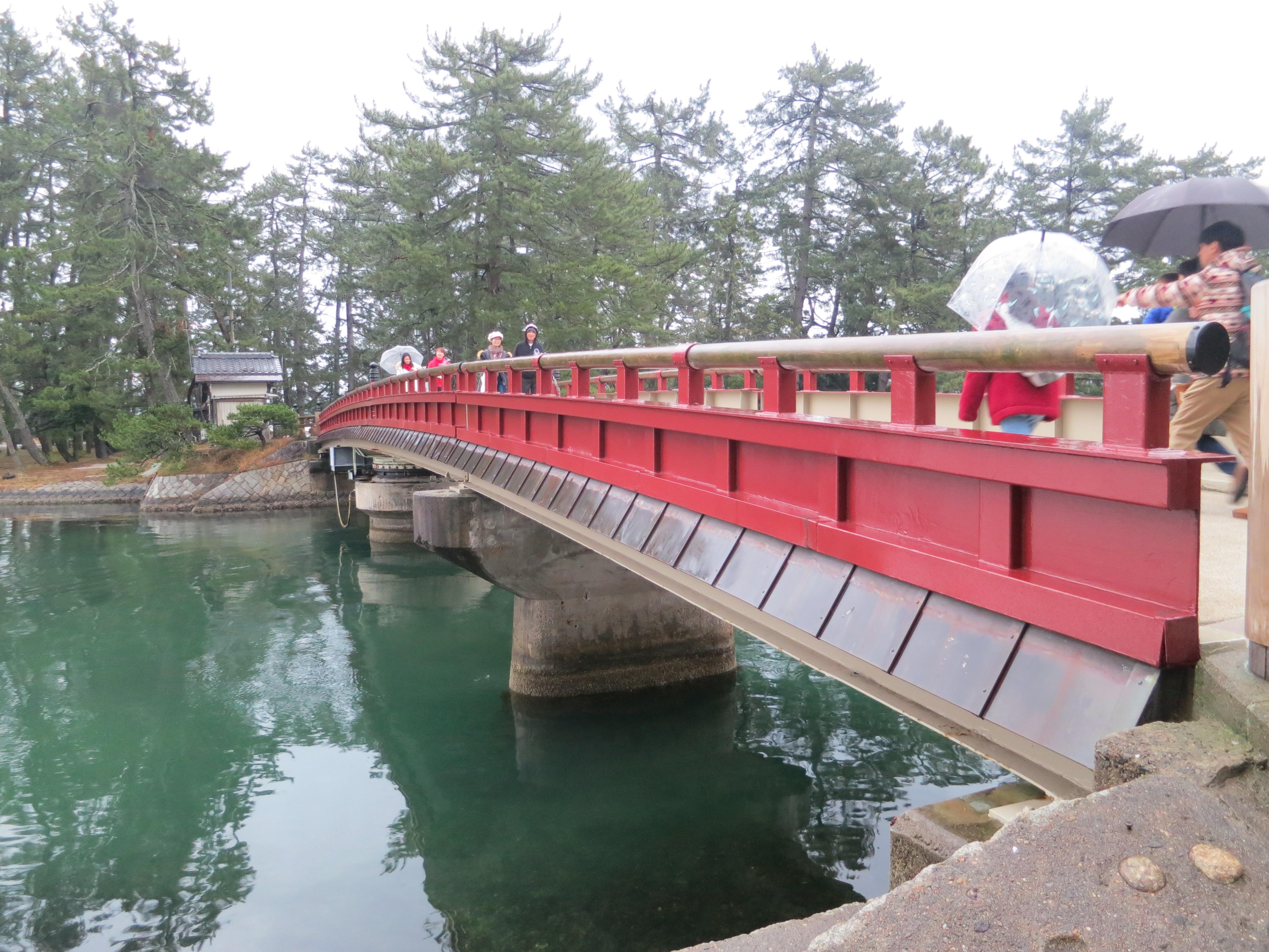 190227 天橋立の小天橋