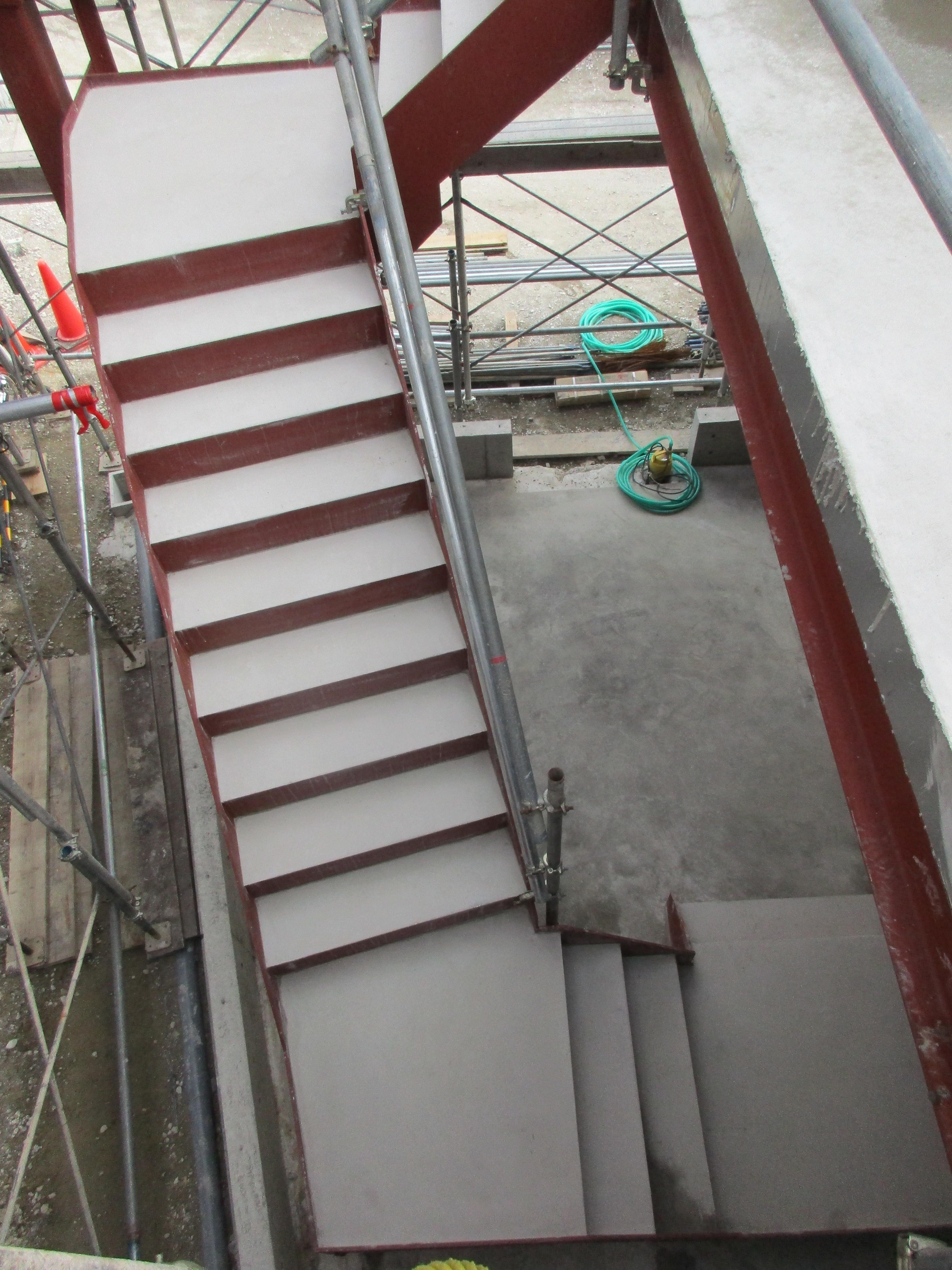 190415 鉄骨階段