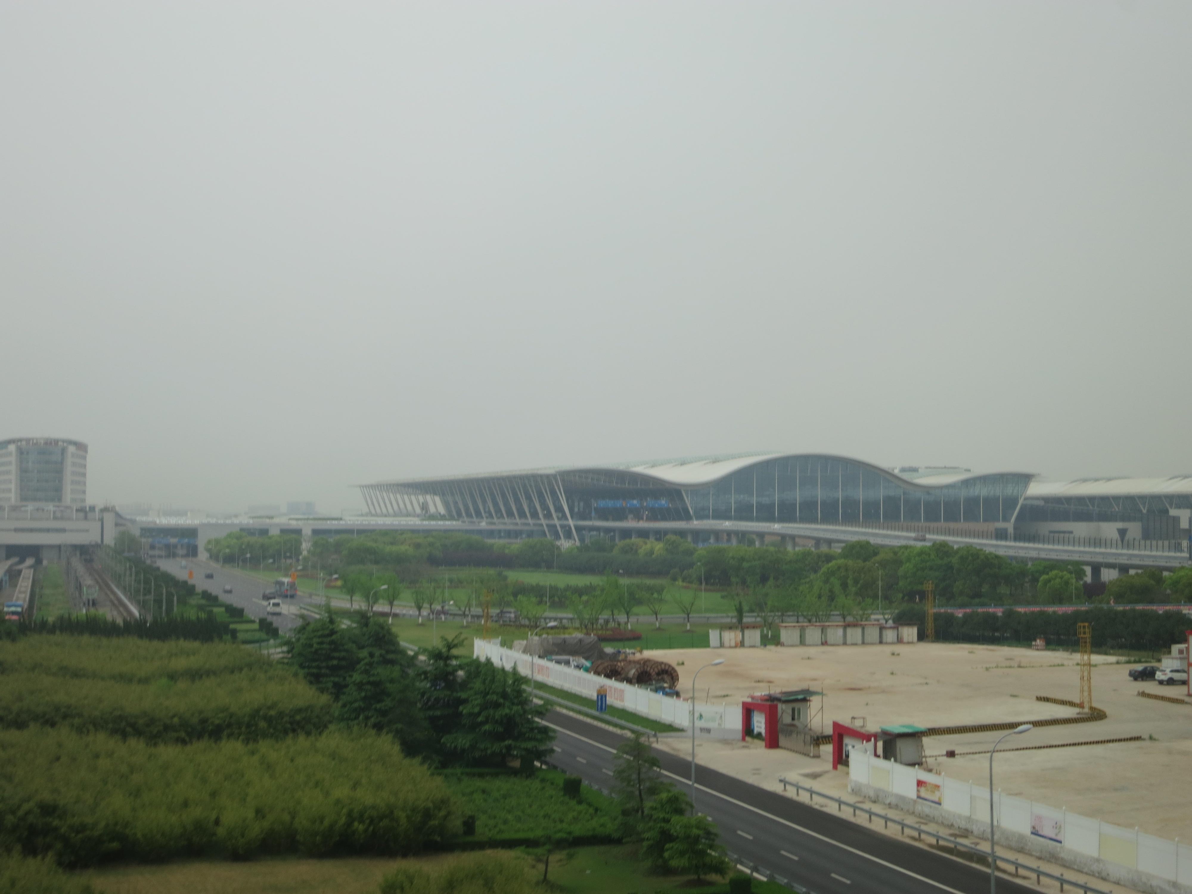 190528 上海浦東国際空港