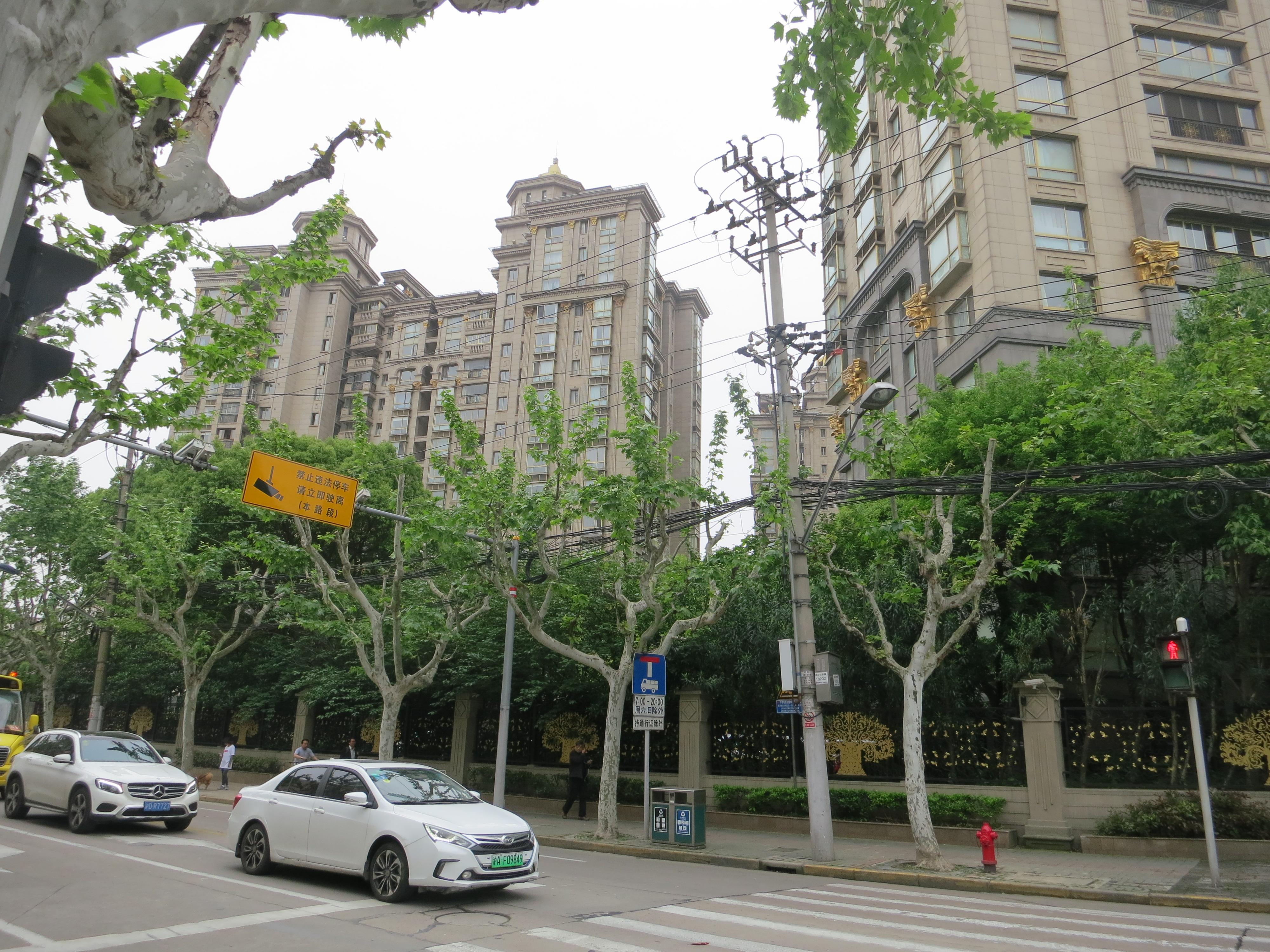 190611 中国の高級住宅