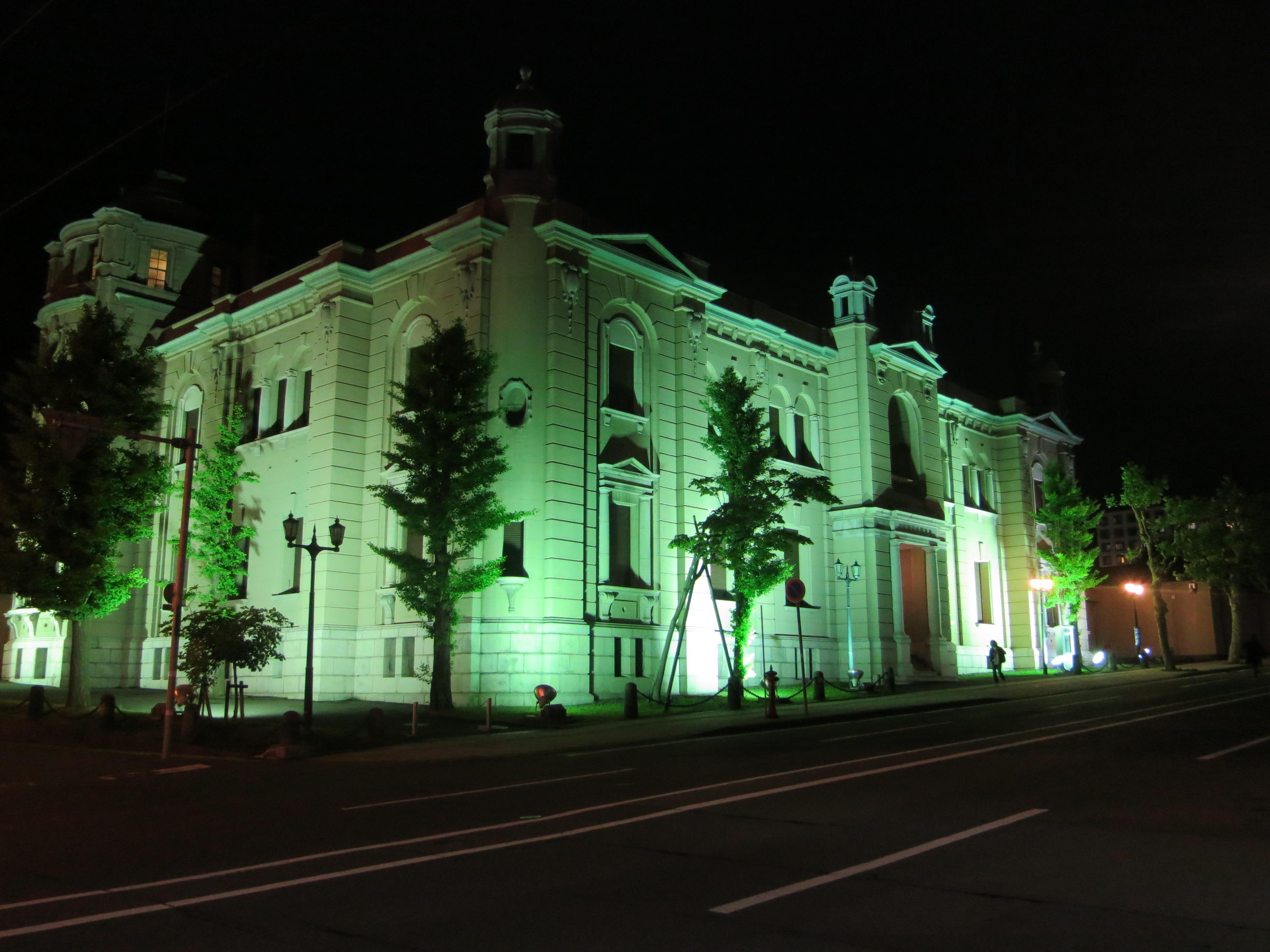 190723 日本銀行旧小樽支店(金融資料館)