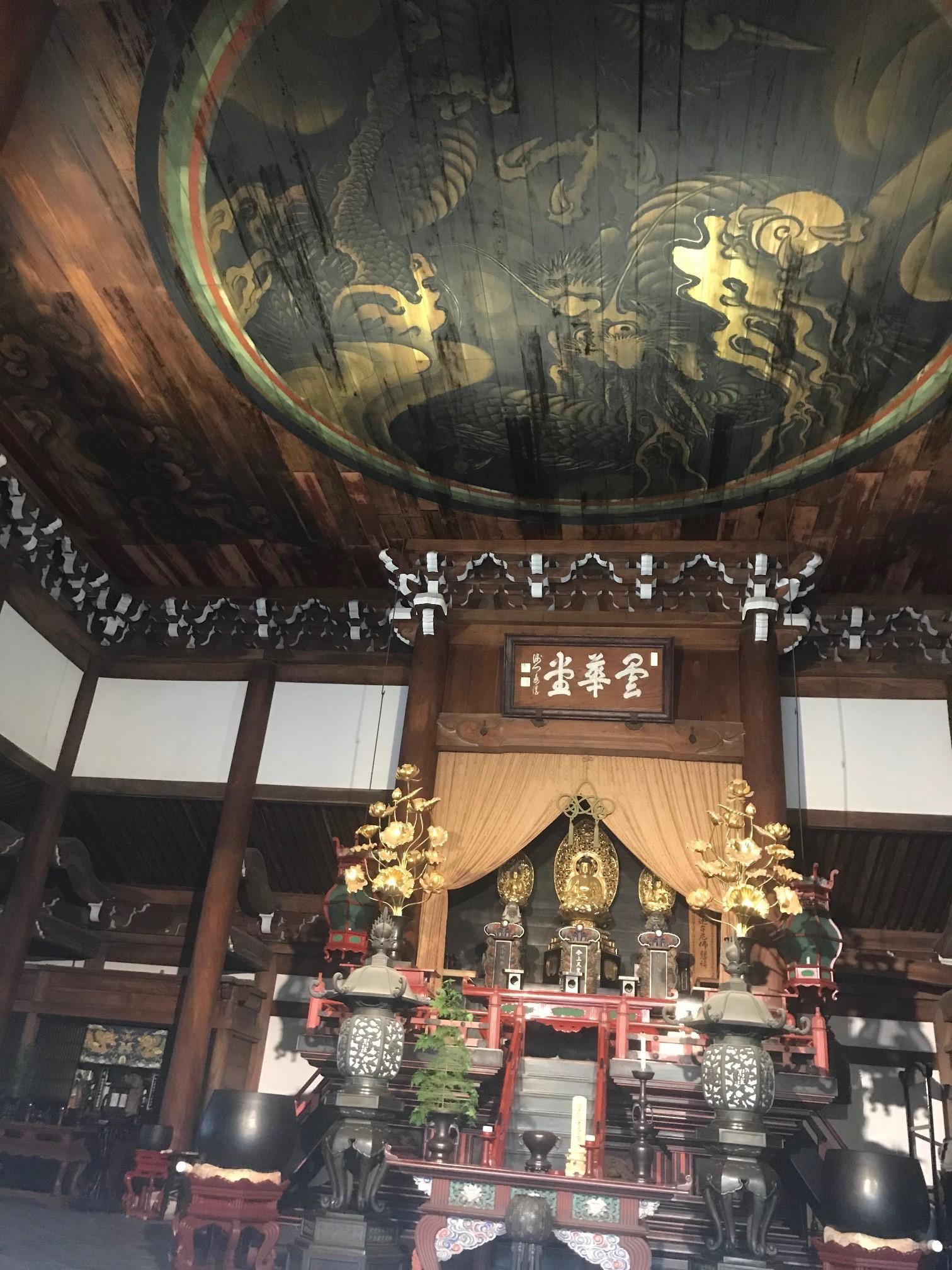 190918 南禅寺 龍の天井画