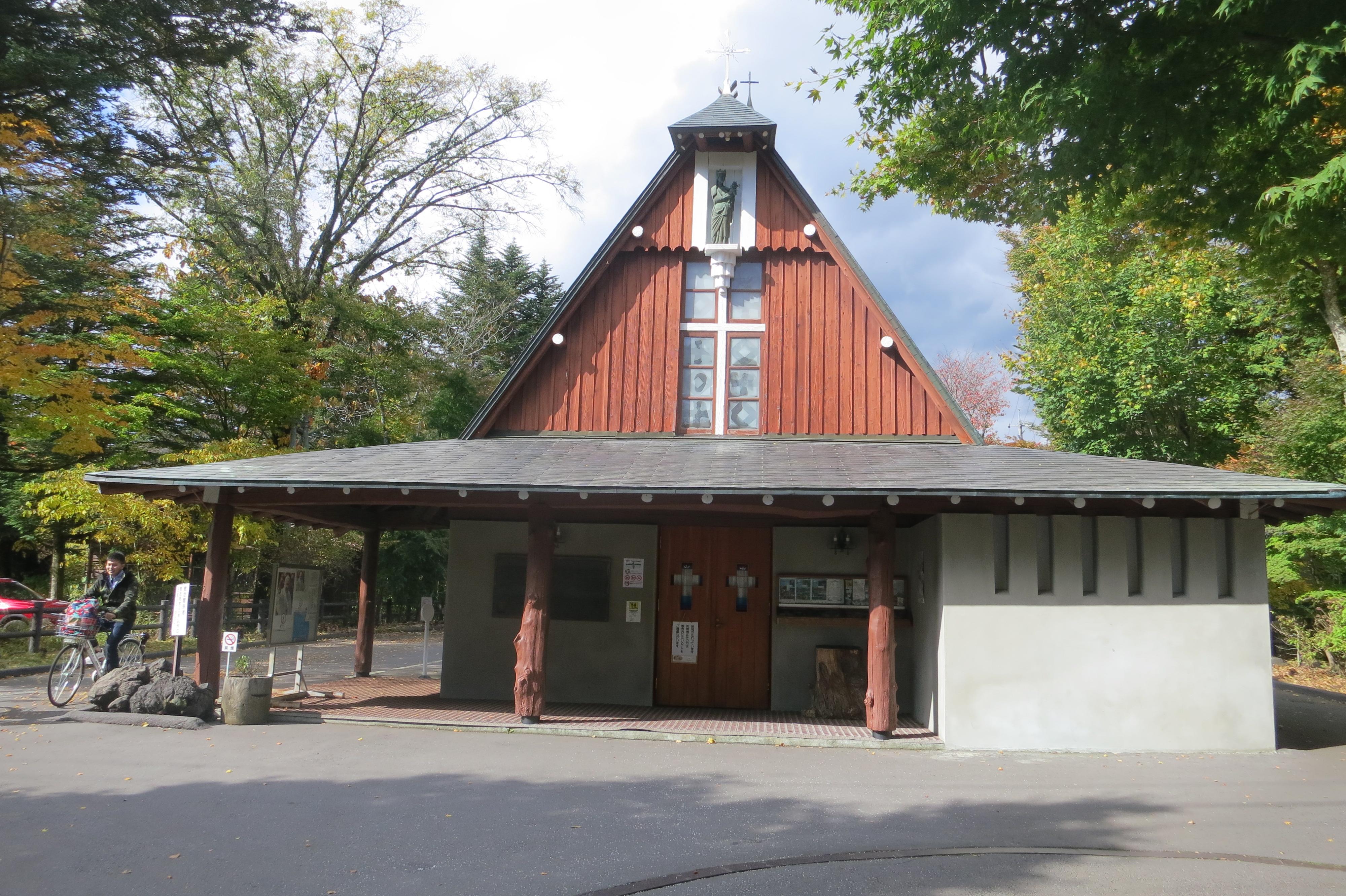 200114 軽井沢 聖パウロカトリック教会