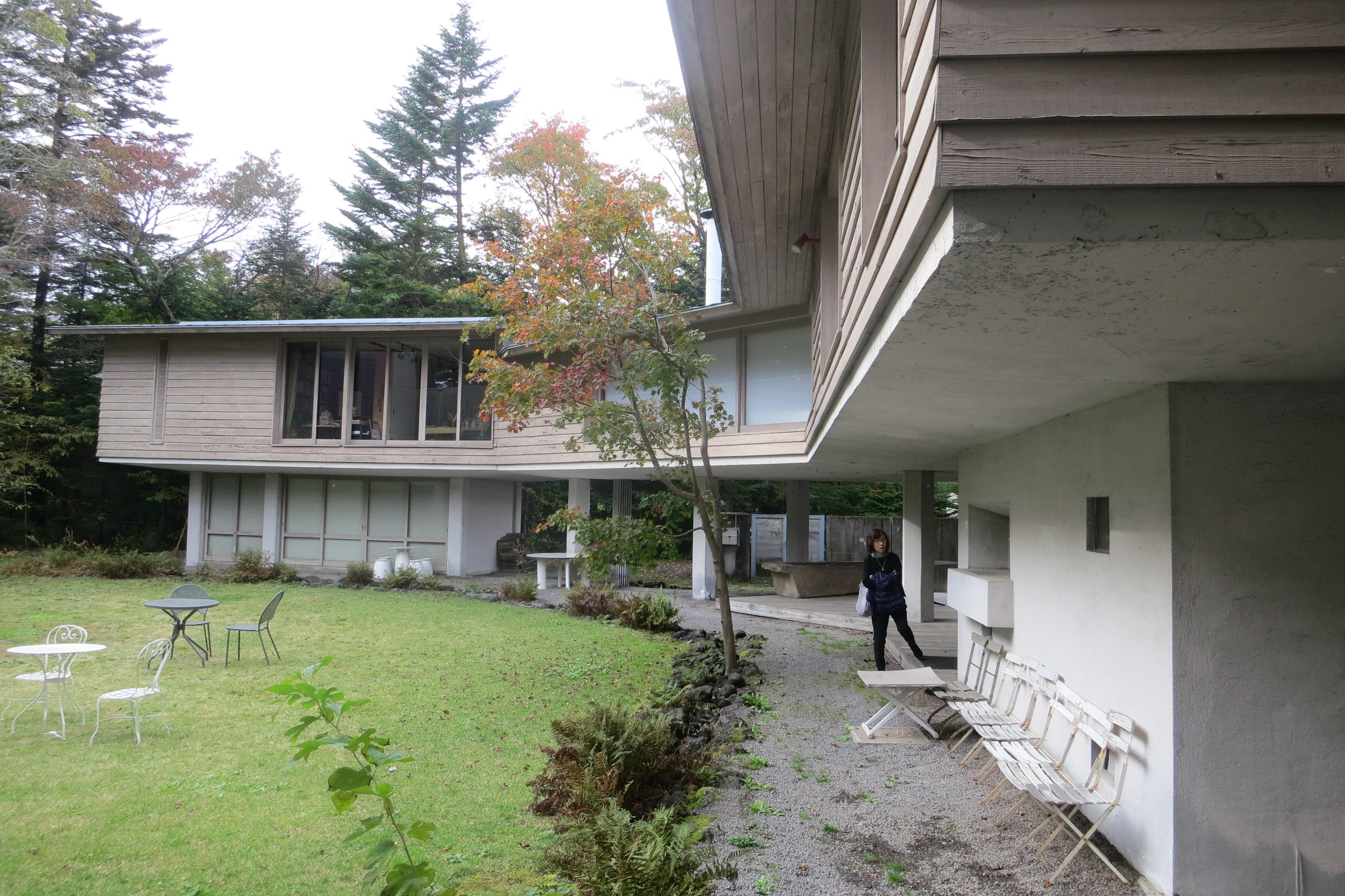 200116 軽井沢 脇田美術館