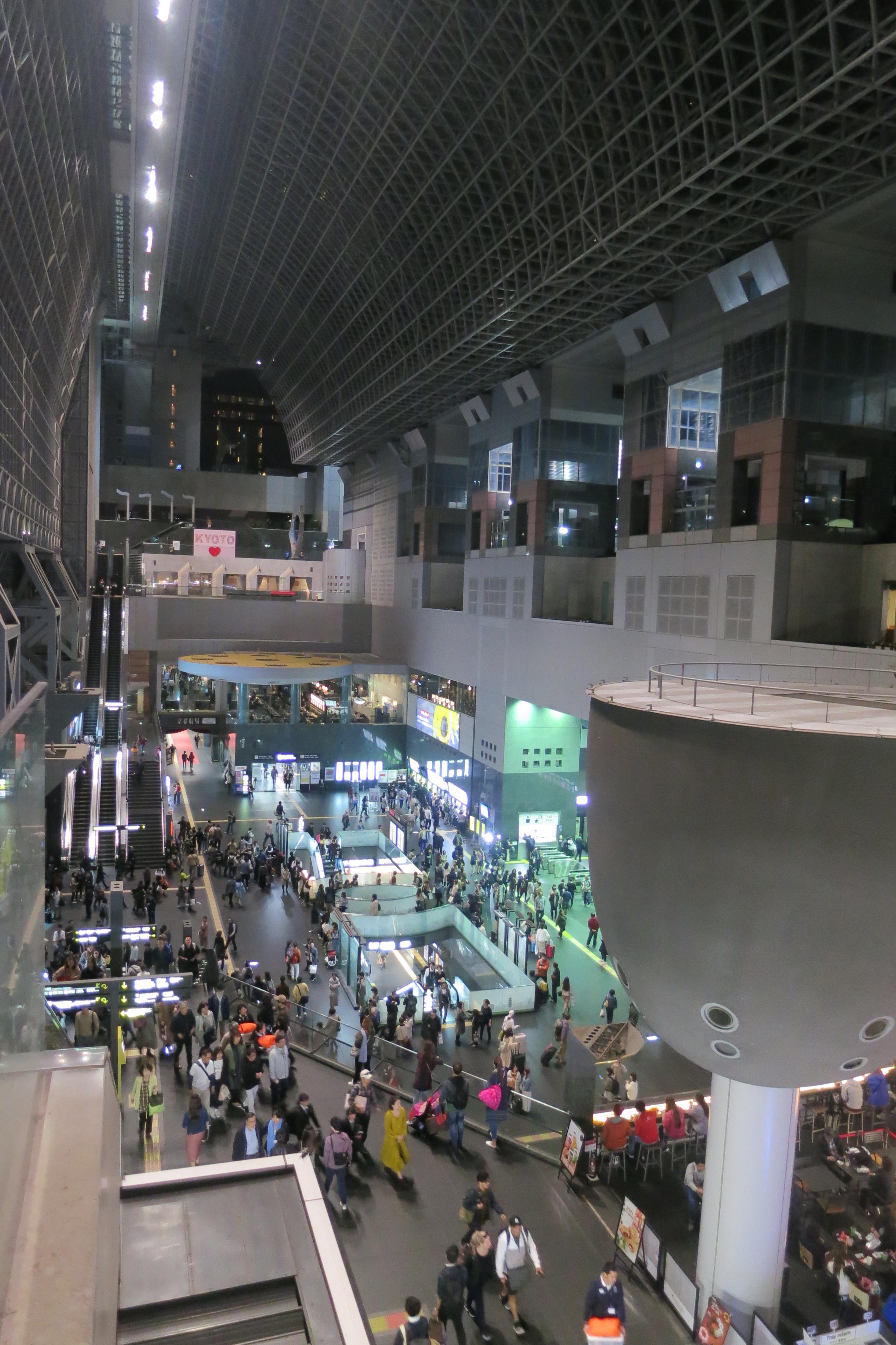 200206 JR京都駅