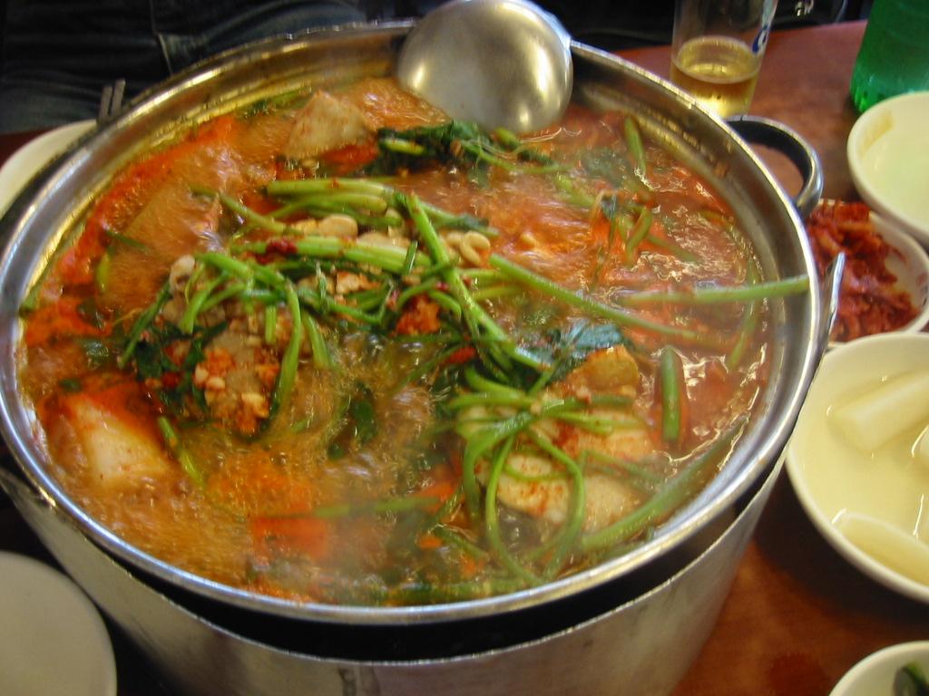 200316 韓国タラ鍋