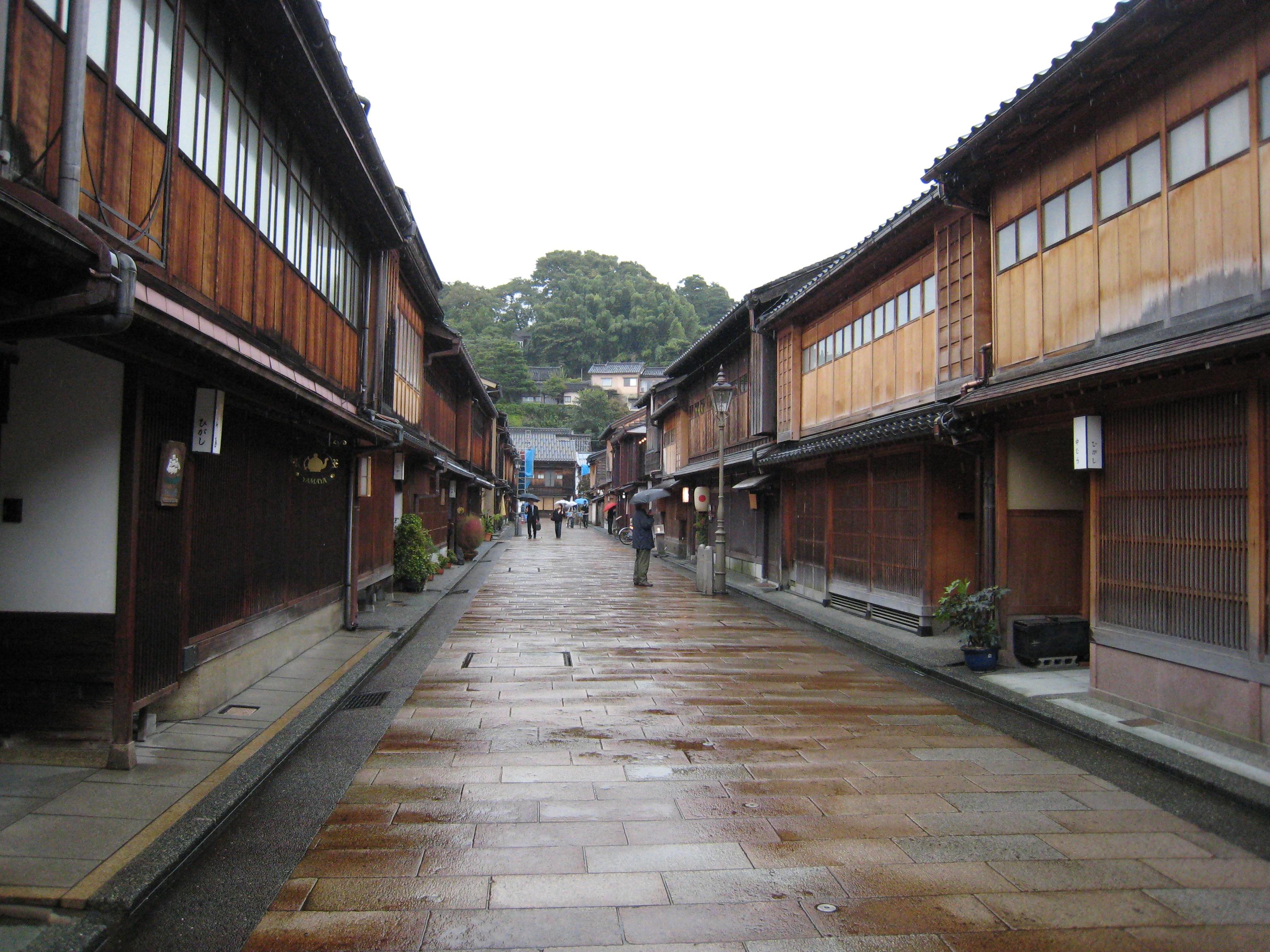 200330 金沢 ひがし茶屋街