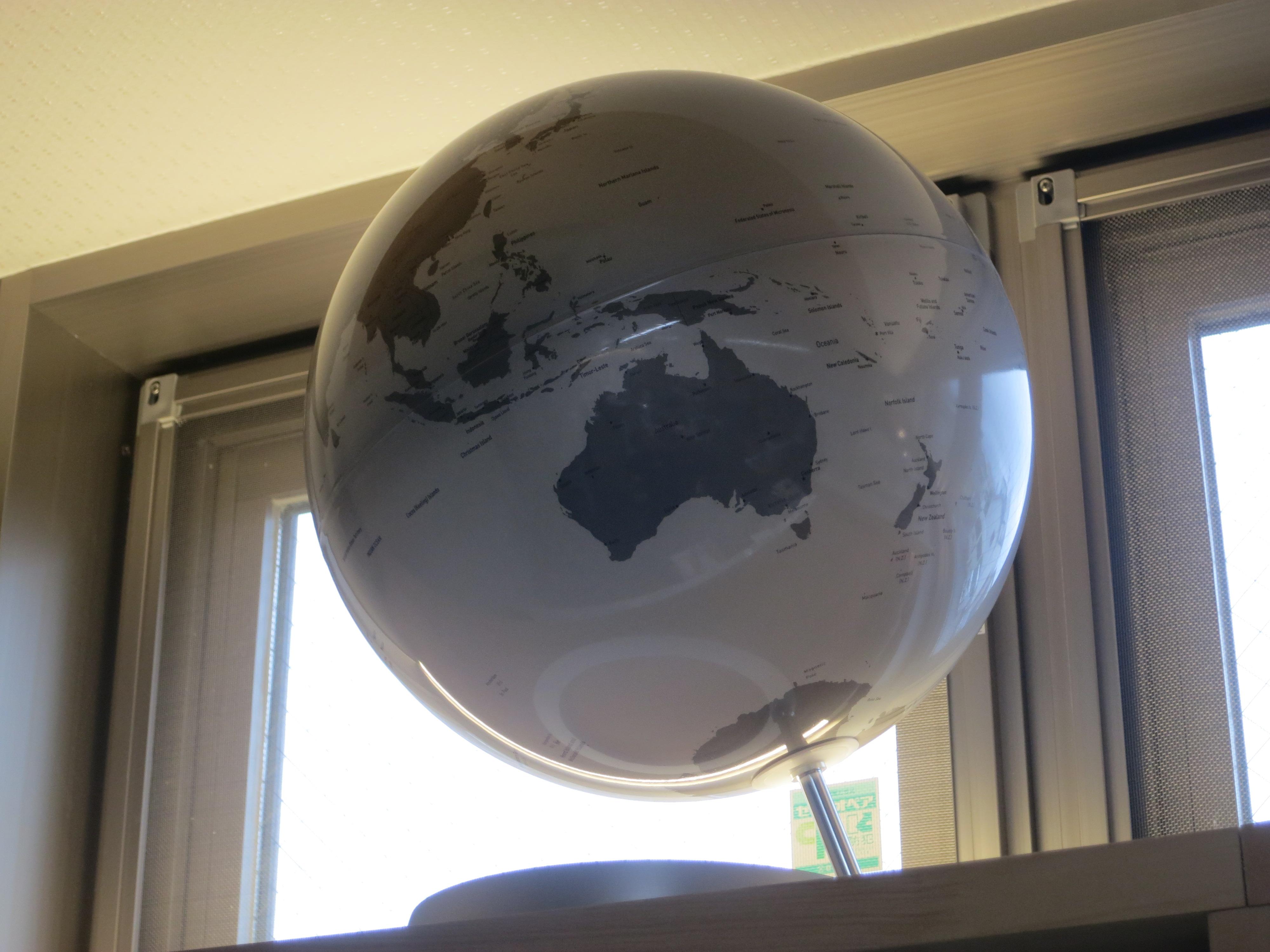 200430 地球儀
