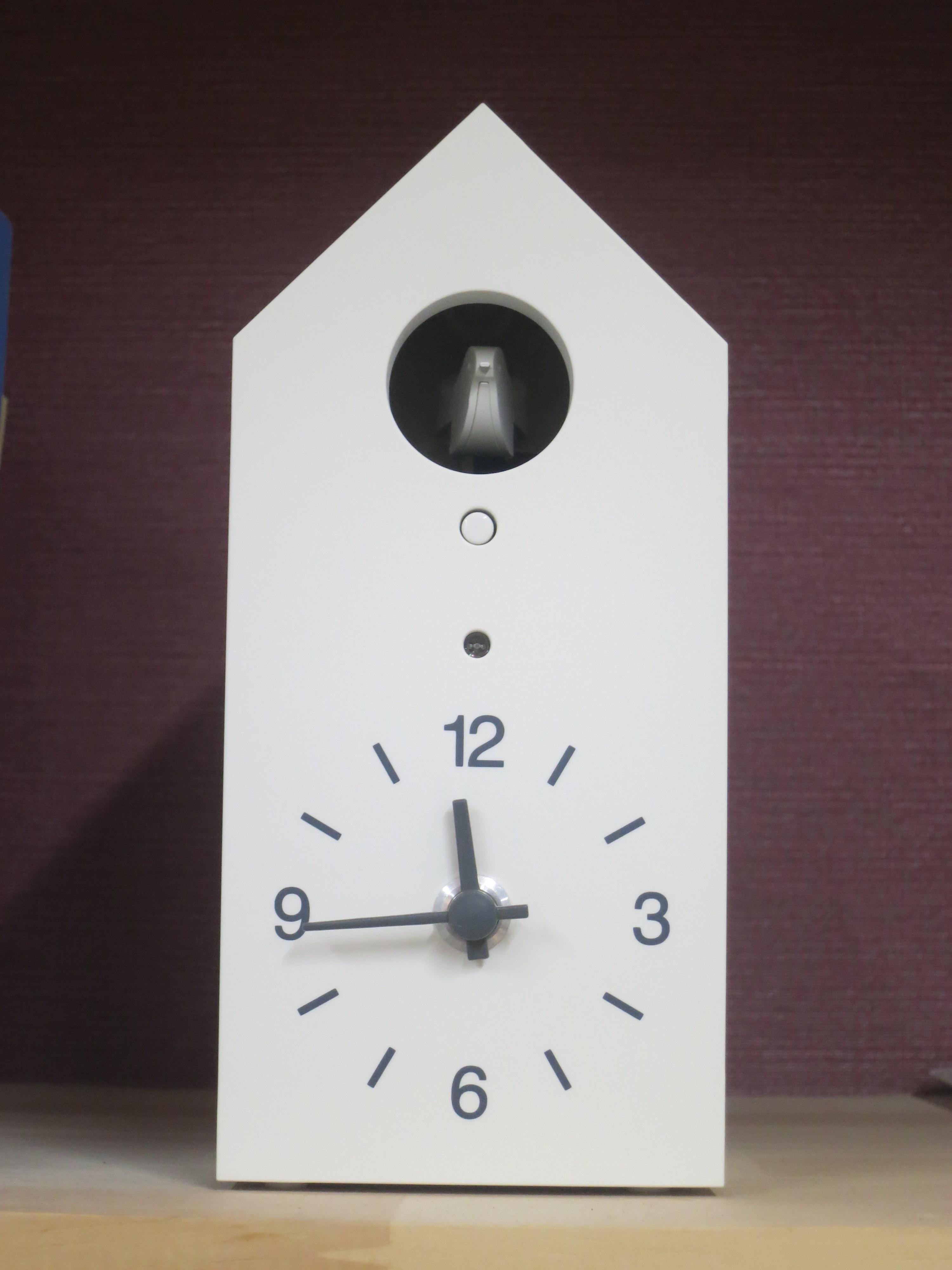 200508 ハト時計