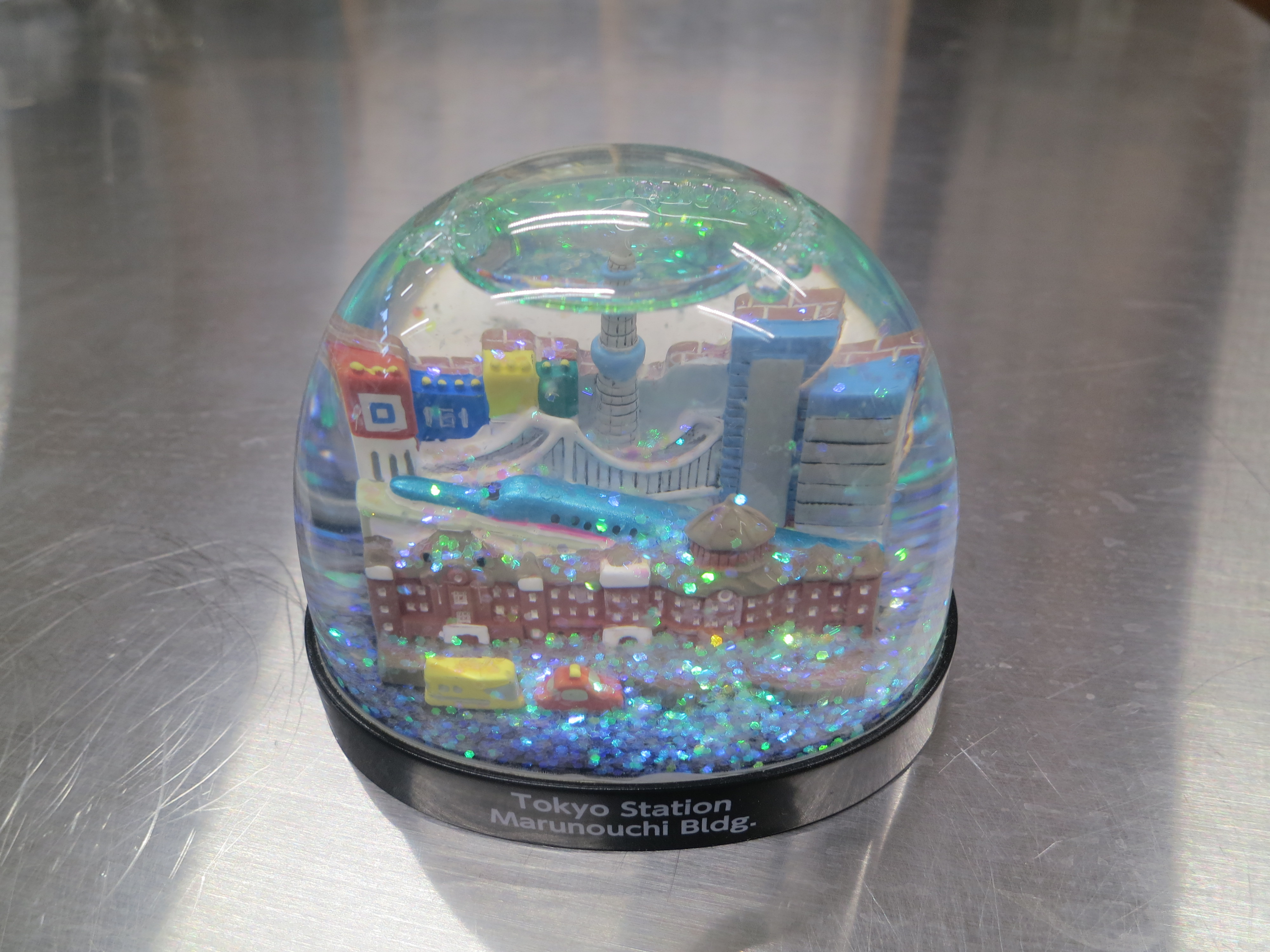 200526 スノーグローブ(東京駅)