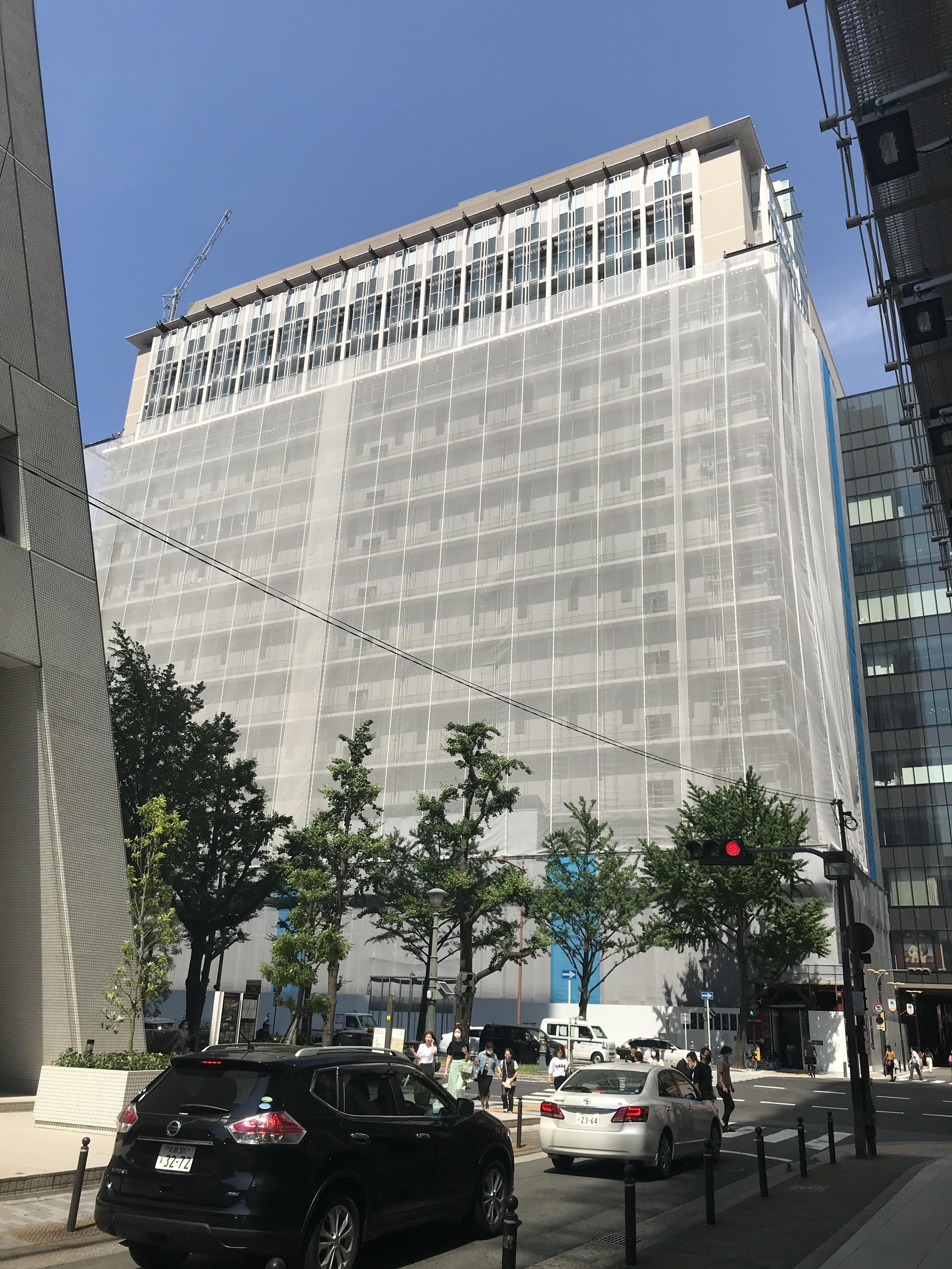 200702 大丸心斎橋店北館(旧そごう心斎橋店)