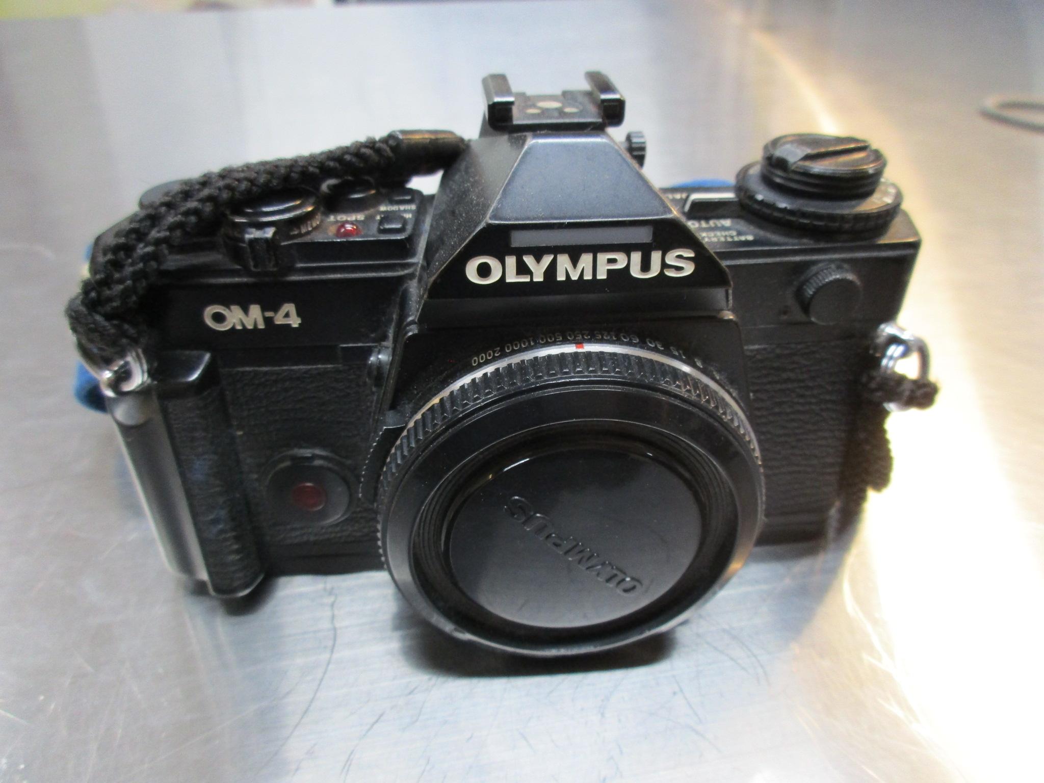210129 オリンパスOM-4