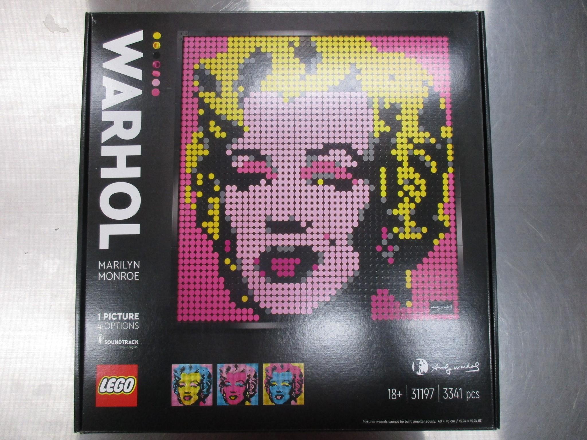 210222 マリリン・モンロー(LEGO)