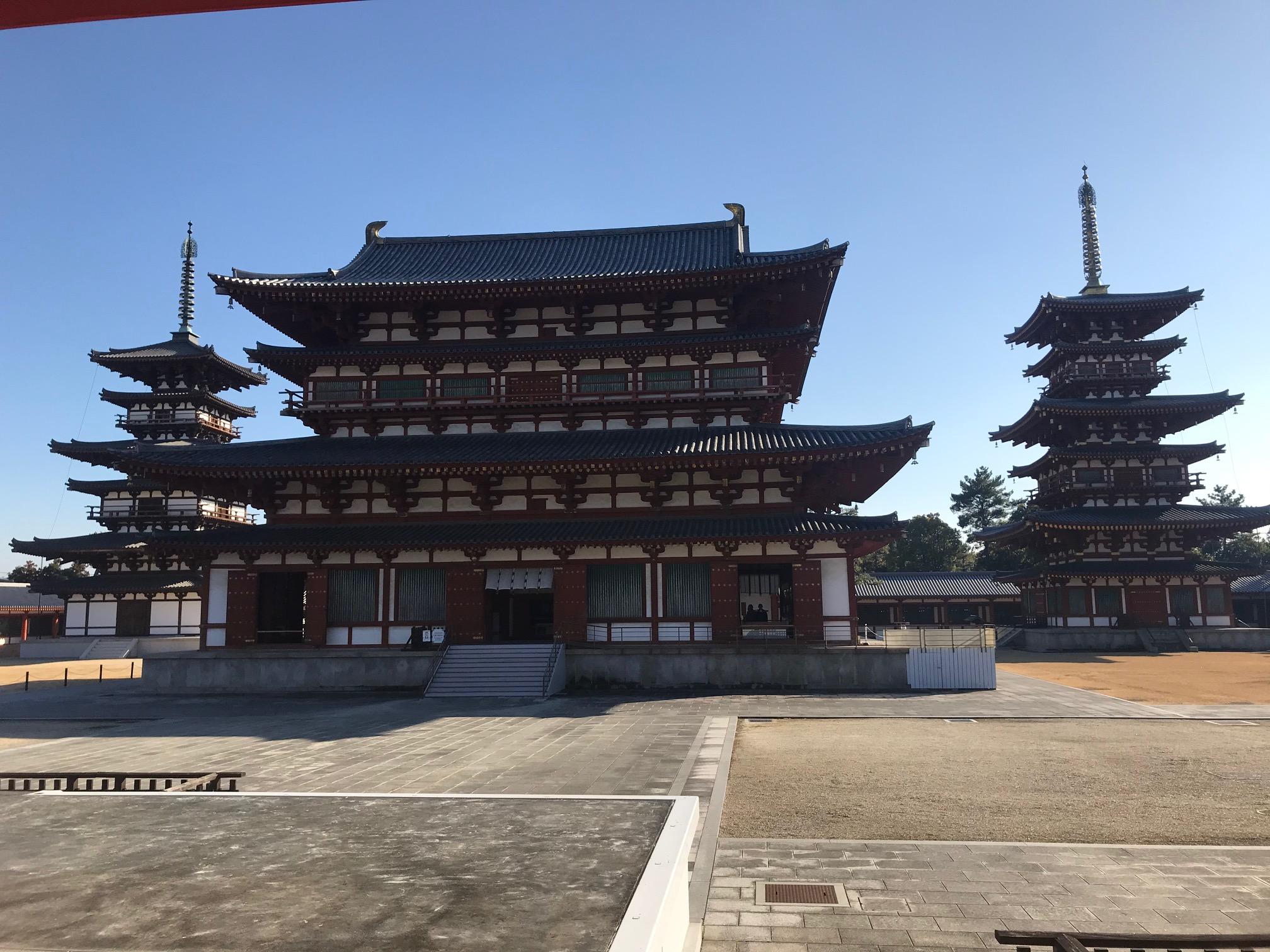 210210 薬師寺東塔