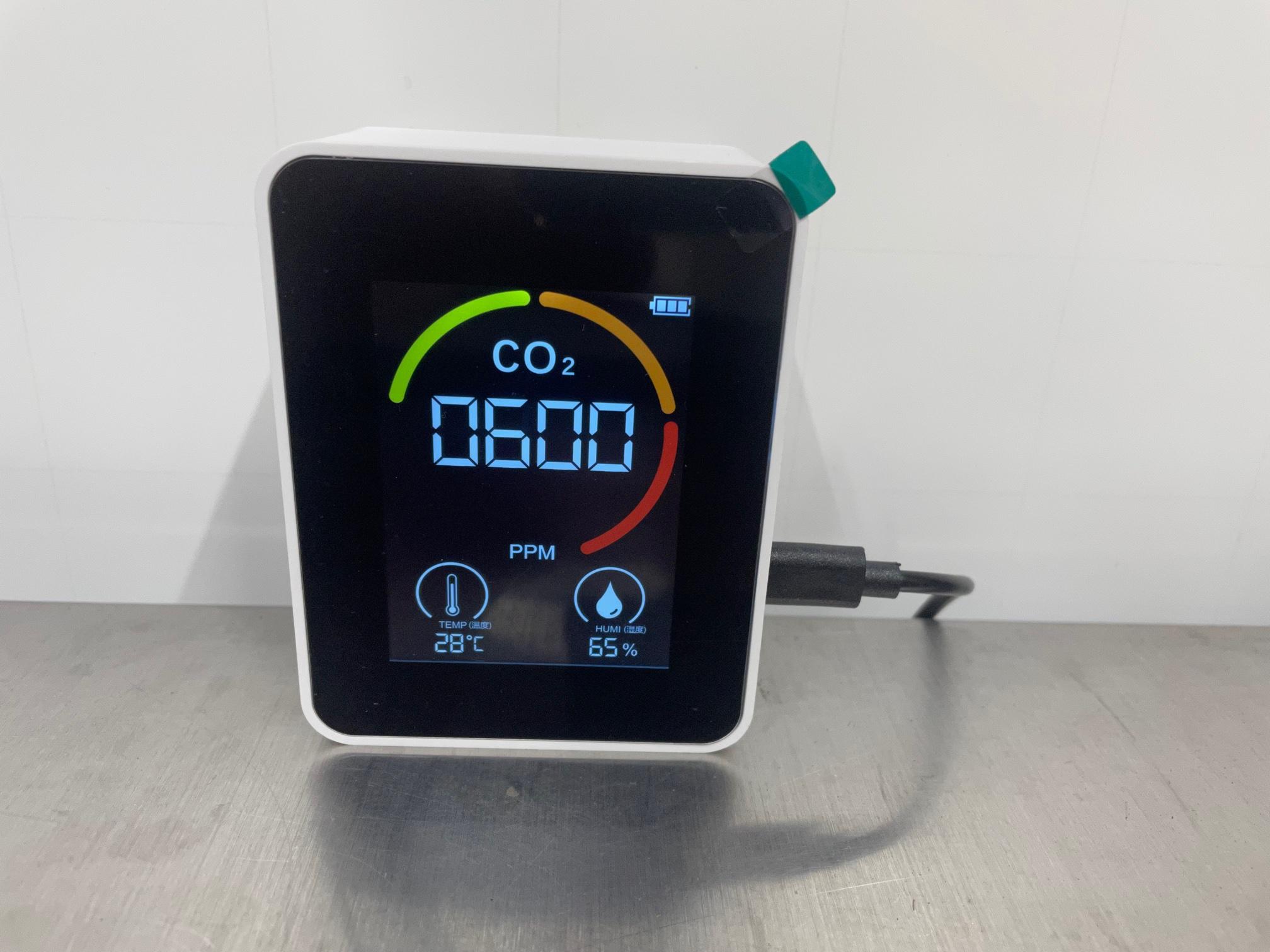 210730 CO2濃度測定器