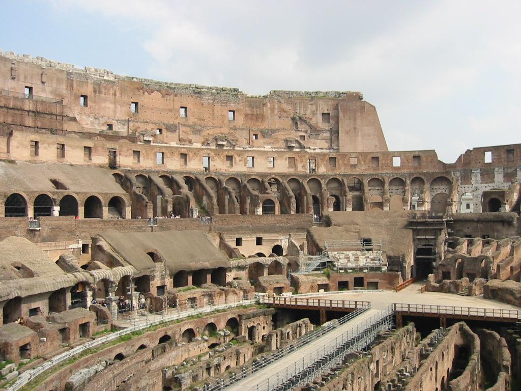 210929 イタリア ローマ コロッセオ